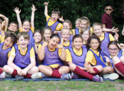 Yrs 3&4 sports day